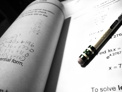 Mathematical tests help on exams